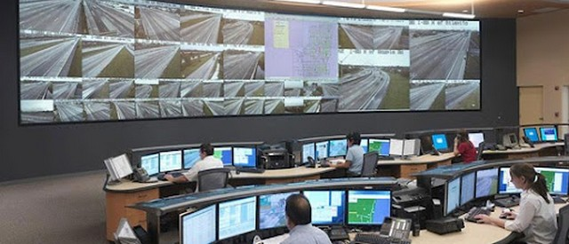 PJS Systems Control Center